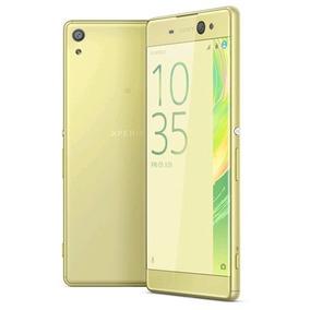 Sony Xperia Xa Ultra Lte 6pg 16+3gb 22+16mpx Liberado Dorado
