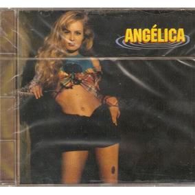 Cd Angélica - Vou Ficar - Novo***