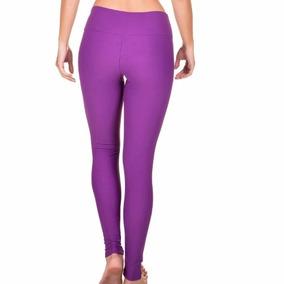 Calças Leg Suplex Lisa Legging Fitness Ginastica Academia