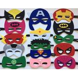 Mascaras Para Tus Cumpleaños Hechas En Foami