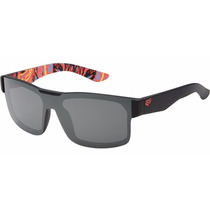 Lentes Fox The Monarch Lunas Grises Mate Dragnar Uv400