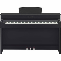 Piano Clavinova Yamaha Clp, Negro Mate Modelo Clp535b