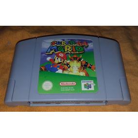 Super Mario 64 Europeu - Leia O Anuncio Antes De Comprar-n64
