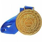 Medalha Esportiva Honra Ao Merito Ouro Prata E Bronze Medio