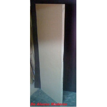 Puerta Placa P / Interior Terminación Fibro Facil