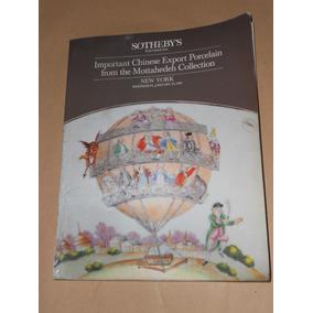 Catálogo.sotheby´s.importante Porcelana China De Exportación