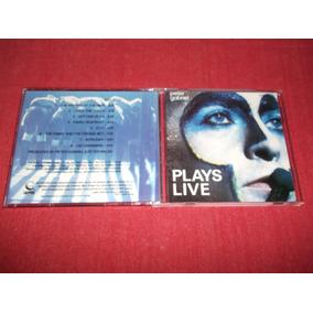 Peter Gabriel - Plays Live Disc 1 Cd Usa Ed 1990 Mdisk