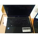 Laptop Acer Aspire E14 Nueva En Caja