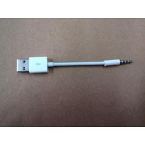 Cabo Usb Ipod Nano Shuffle Touch 3ª 4ª 5ª 6ª 7ª 8ª Geração