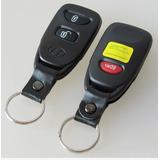 Carcasa Control Remoto Hyundai 2 Botones + Panico