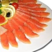 Salmon Ahumado En Lonja O En Paquetes De 100g Y 250g