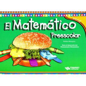 Matematico Preescolar Inicial - Robles / Fernandez Editores