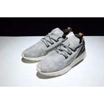 Zapatillas Adidas Zx Flux Adv X Talla 9.5 Usa - 42.5, 43