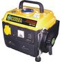Generador A Nafta Combustible 700w 220v Y 12v Forest Garden