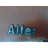 Emblema Concessionária De Época Ford Alfer Anápolis, Go