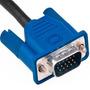 Cable Vga A Vga 15 Metros Conectores Macho / Macho Pc Laptop