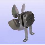 Motor Forzador O Ventilador, Completos (pala Y Soporte)