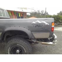Calcomanias Toyota Trd Off Road Vinil Sticker Auto !!!!!!!