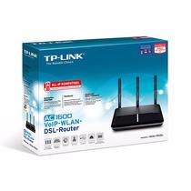 Tp-link Archer Vr600v(de) Router Ac1600 Wlan/dsl Voip