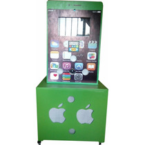 Rockola Digital Tipo Iphone, Mp3, Bluetooh