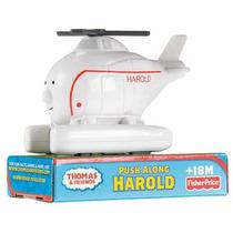 Thomas & Friends Veículos Roda Livre - Harold Fisher Price