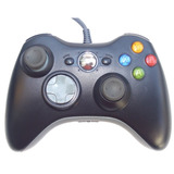 Control Xbox 360 Y Pc Windows Gamepad Alambrico Usb - Negro