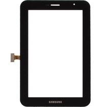 Tela Touch P6200 Preto Samsung Galaxy Tab 7.0