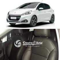 Revestimento 100% Courvin Para Bancos Peugeot 208