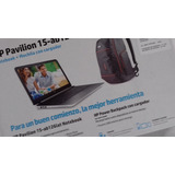 Laptop Hp Pavillion 15-ab126lat D.d.1tb Ram 16gb Amd10cor R6