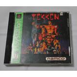 Juego Tekken Para Playstation One - Ps1, Ps2 ( Envío Gratis)