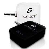 Bluetooth Receptor Para Auto Musica Llamadas Plug 3.5