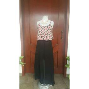 Maxi Vestido Tipo Falda Y Polo - M Y L Importado