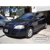 Chevrolet Astra 2008 Gl 5p Y Cuotas!