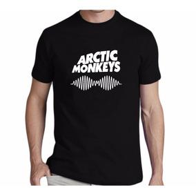 Camiseta, Camisa Arctic Monkeys Camisa Banda Rock