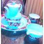 Piezas De Losa De Porcelana Roja Thomas