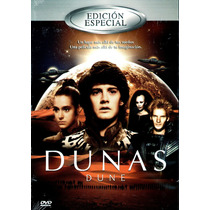 Dvd Dunas ( Dune ) 1984 - David Lynch