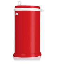 Bote De Pañales Ubbi Rojo