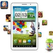 Tablet 7 Android P1000 Celular Dual Chip Barato 1.2ghz Wifi