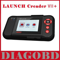 Escaner Launch Creader Vii+ (7 Plus) 100% 0riginal 2017