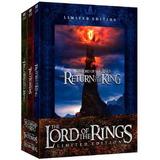 El Señor De Los Anillos - Trilogía Versión Extendida[12 Dvd]