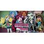 Painel Decorativo Festa Monster High [2x1m] (mod2)