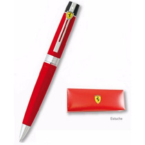 Bolígrafo Sheaffer Ferrari 300 Rosso Corsa - Grabado Gratis