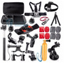Kit De Accesorios Para Gopro Y Action Camera 23-1 Maletin