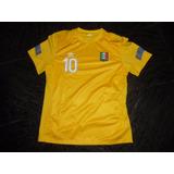 Camiseta Entrenamiento Once Caldas De Colombia 2015 #10