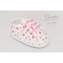 Zapatitos Gorditoo Beba Liberty Rosa-manteca