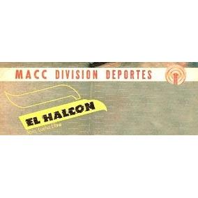 Revista El Halcon De Coleccion Años 80