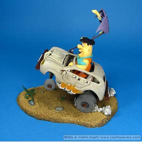 The Flintstones Fred Cruiser Hanna Barbera Mc Farlane