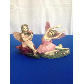 Fadas Colecionáveis X 2 - Edição Ltda The Fairy Collection