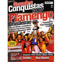 Revista Flamengo Raridade C/ 2 Pôsters = Colecionador Wow