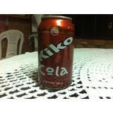 Latinha De Refrigerante Kiko Cola 1997